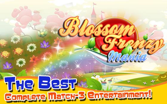 android Blossom Frenzy Mania Screenshot 0