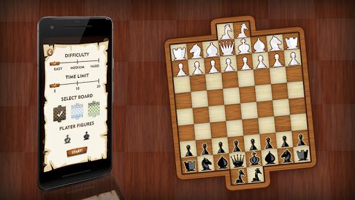 Giraffe Chess - No draw, Only win or lose 1.0 screenshots 1