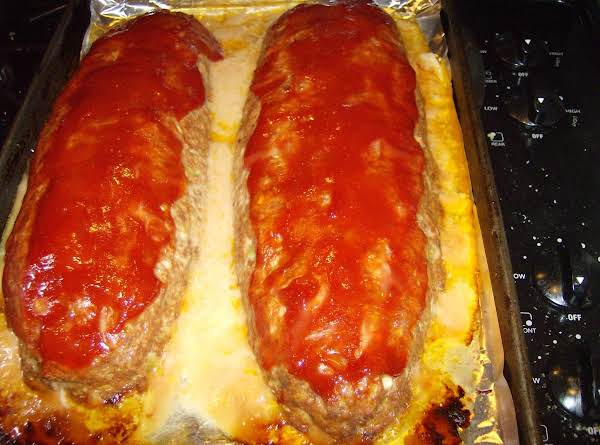Mama's Southern Meat Loaf