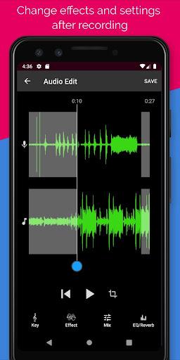 Voloco: Auto Voice Tune + Harmony 6.0.2 Screenshots 4