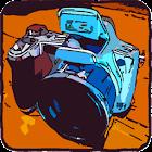 Câmera dos Desenhos Animados icon