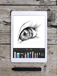 PaperDraw:Paint Draw Sketchbook APK screenshot thumbnail 15