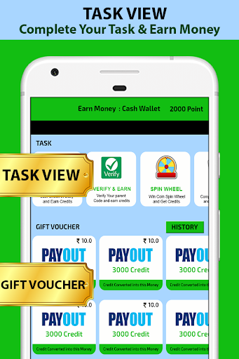 Earn Money  Cash Wallet for PC
