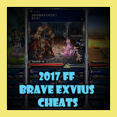 2017 FF Brave Exvius Cheats