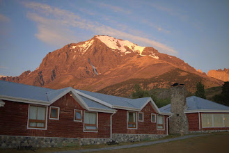 Photo: We stayed our first two nights in the comfort of Hotel Torres del Paine