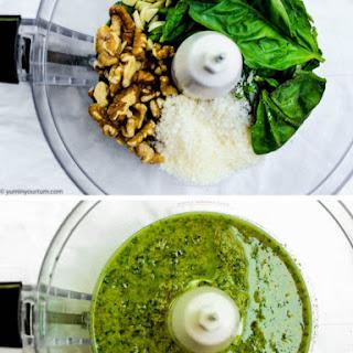 Lemon Pesto Sauce Recipes