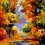 Scenery Painting Gallery APK icon
