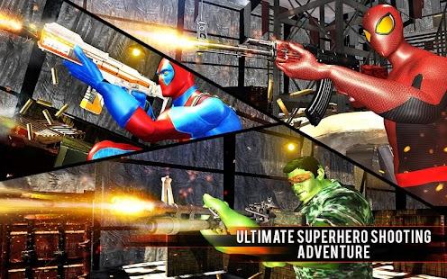 Superhero Anti-Terrorist - Third Person Shooter - náhled
