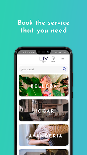 LIV - screenshot