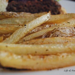 French Fried with a Greek Twist! Recipe