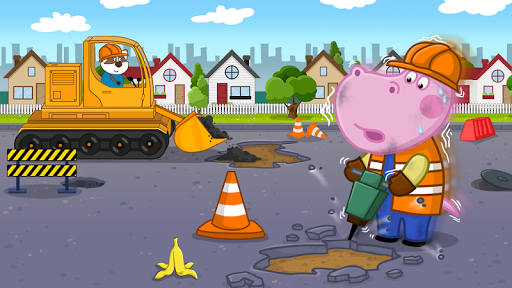 Code Triche Professions pour les enfants APK MOD screenshots 5