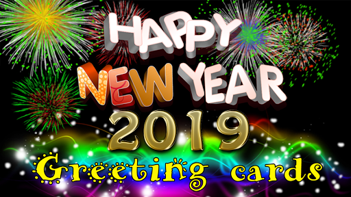 Happy New Year 2019 Greetings 9.0 screenshots 8