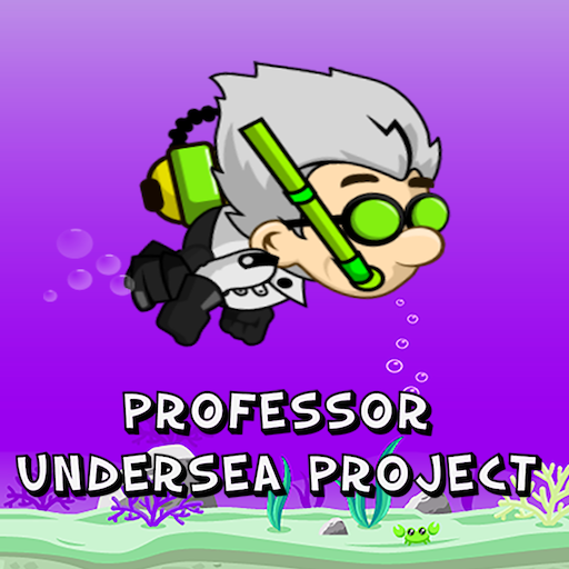 Professor Undersea Project Game file APK for Gaming PC/PS3/PS4 Smart TV