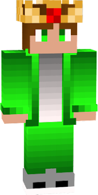 im the best green king