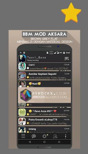 Bbm Delta Tema Variant Apk Download Apkpure Co