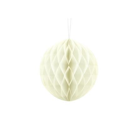 Honeycomb - ljus creme