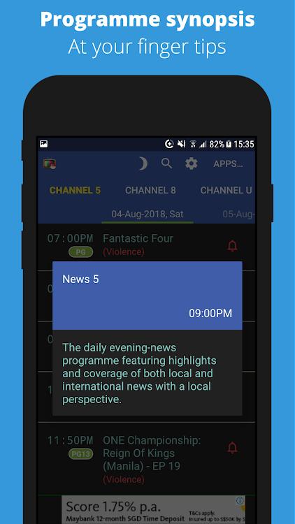 Tv Guide Channel U