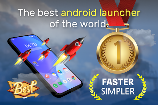 Sky Launcher - Faster & Simpler launcher for you. 1.1.1.2 (1560) screenshots 6