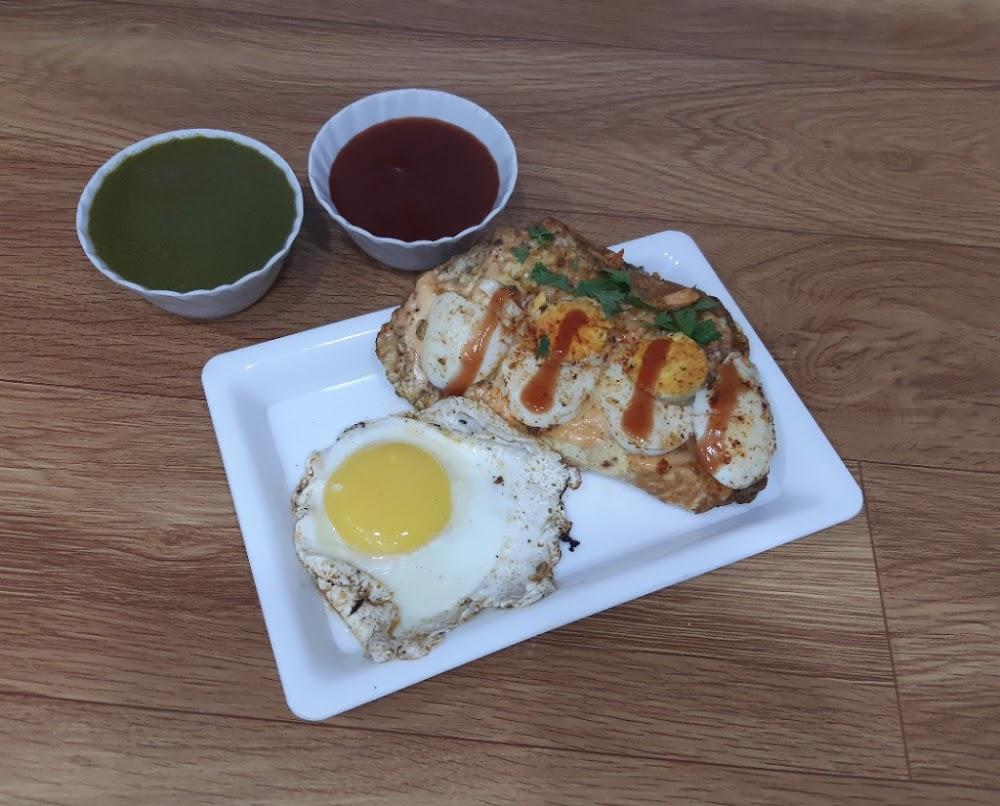 Rahul Eggs menu 1