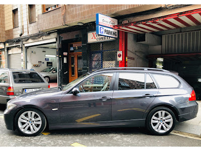 BMW serie 320D touring 5p.