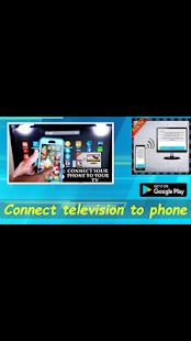 Connectez le téléphone a tv assistant - náhled