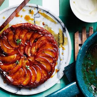 Matt Moran'S Apple and Lemon Thyme Tart Tatin Recipe