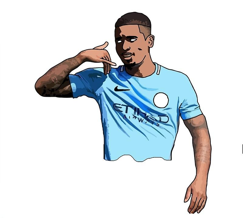 Gabriel Jesus HD Wallpapers Man City Fans - Android Apps