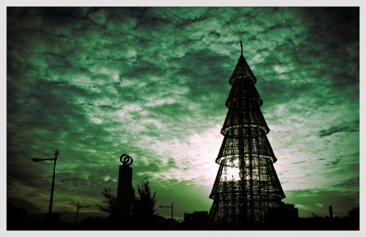 Nuvole a Natale di Frisonfotografia