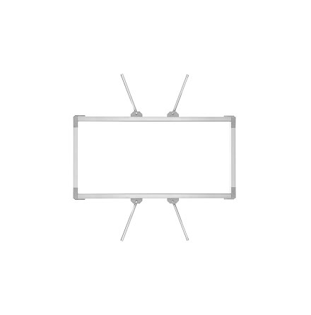 RABBIT EARS Rectangular