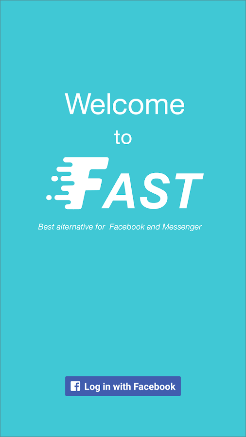 Fastest Chat for Facebook- screenshot