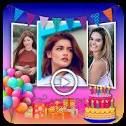 Real Birthday  Video Maker 2019