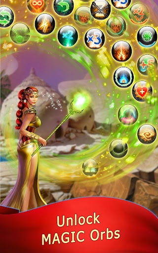 Lost Bubble - Bubble Shooter screenshot 9