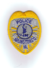 Photo: Arlington County Police Virginia, Badge (New)