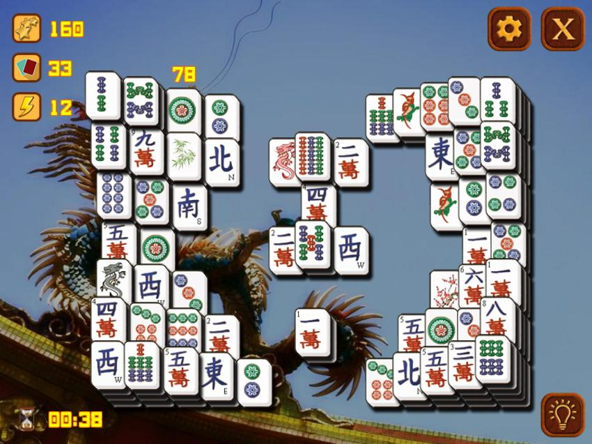 Mahjong Dragon