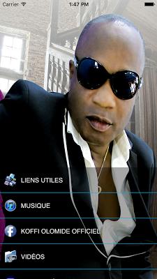 Koffi Olomide - screenshot