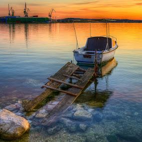 by Elvis Pažin - Transportation Boats