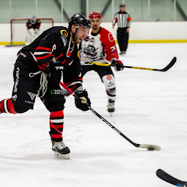 Cri primale by Yves Sansoucy - Sports & Fitness Ice hockey