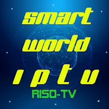 smart world iptv app riso 1 4 latest apk download for