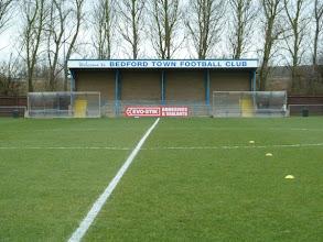 Photo: 26/12/11 v Cambridge City (Southern League Prem Div) 1-2 - contributed by Bob Davies