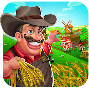 Farm Village City Market & Day Village Farm Game