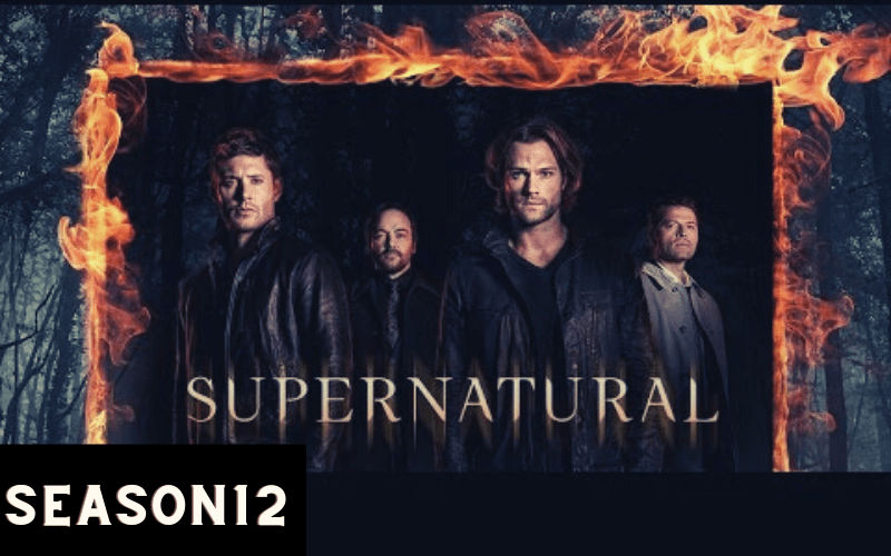 index of supernatural season 12