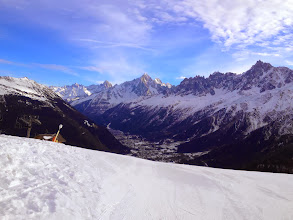 Photo: Chamonix and Valley