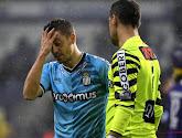 Le gardien de Charleroi Nicolas Penneteau prend la défense du capitaine Javier Martos