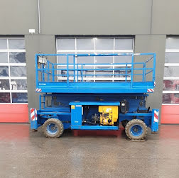 Picture of a HOLLAND LIFT Q-135DL24 4WD/P/N