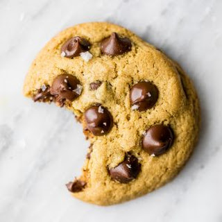 The BEST Gluten Free Chocolate Chip Cookies.
