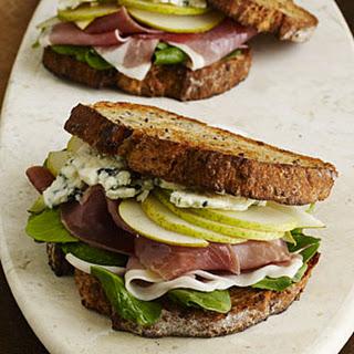 Parma Sandwich.