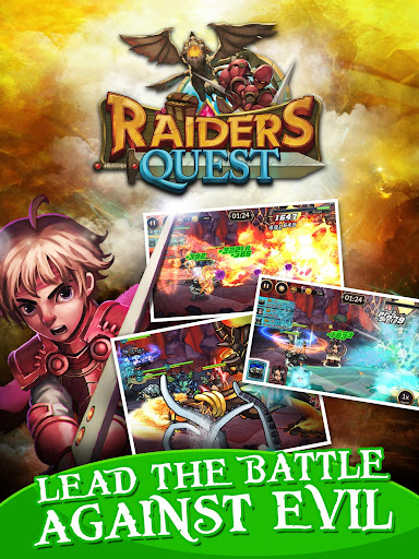 Raiders Quest RPG 1.8.10 screenshots 21