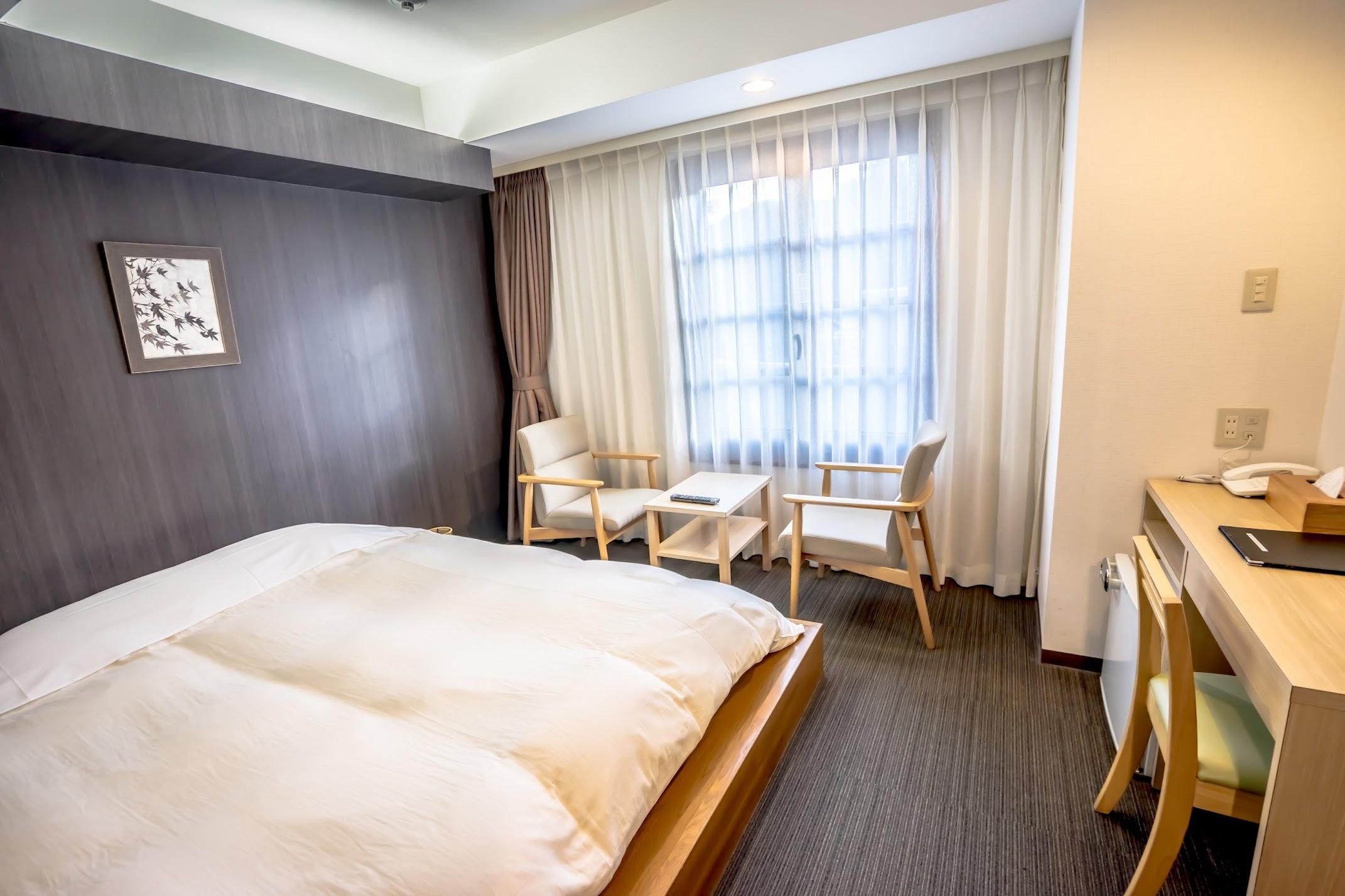 Nikko Station Hotel Classic room