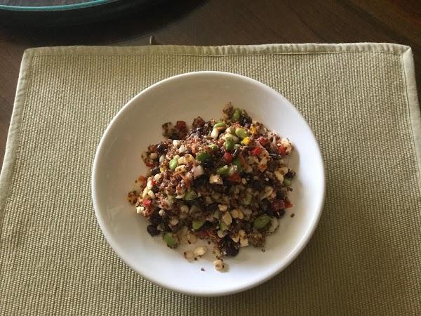 Mimi's Quinoa Summer Salad Recipe