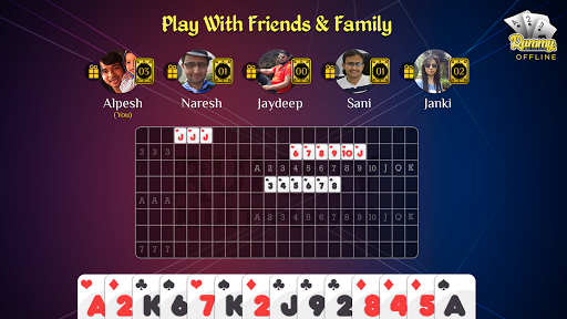 Rummy offline game free download for pc